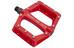 RFR CMPT Flat - Pédales - rouge